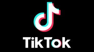 Logo von Tiktok, Tiktok