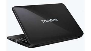 Toshiba-Laptop (Bild: Toshiba), Toshiba