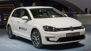 VW Golf E: Der Golf ist das meistverkaufte Auto, Volkswagen