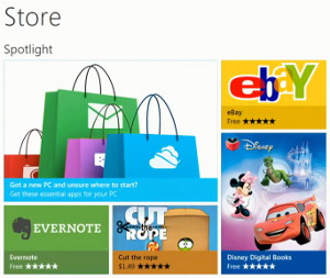 Windows Store, Windows Store