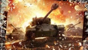 Artwork von World of Tanks Blitz (Bild: Wargaming.net), World of Tanks
