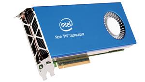 Eine Xeon Phi (Bild: Intel), Xeon Phi