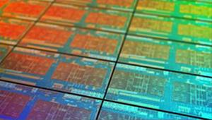 Wafer mit Ryzen-Chip (Bild: AMD), AMD Zen