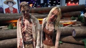 Zombie: ein seelen- und willenloser Untoter (Bild: Jesse Grant/Getty Images), Zombie